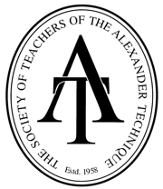 Logo of the Society of Alexander Teachers